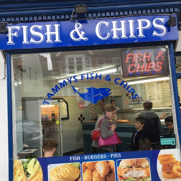 Tammys fish chips preston park 21 visitors for Best fish and chips nyc