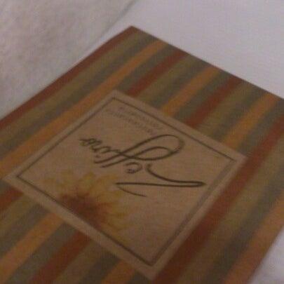 Foto tirada no(a) Zeffiro Restaurante por Ivo P. em 9/15/2012