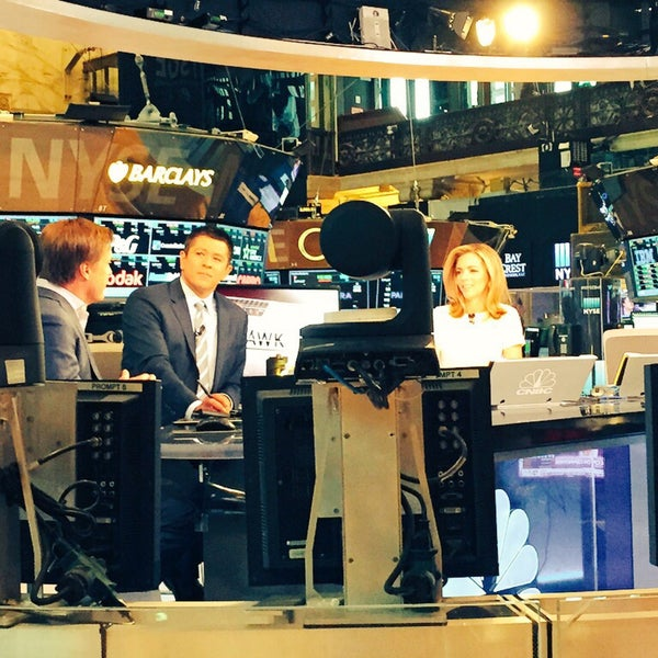 Photo taken at NYSE Euronext by Dominic P. on 6/9/2015