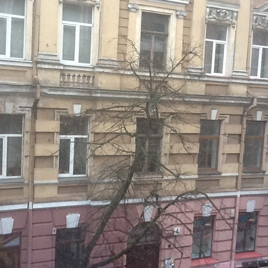 Photo taken at Comfort Hotel Vilnius by Adcharawadee I. on 11/5/2012