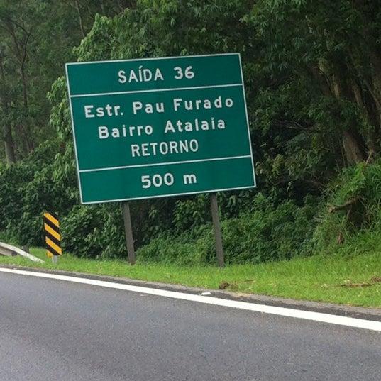Photo taken at Rodovia Raposo Tavares by Sheila B. on 11/2/2012