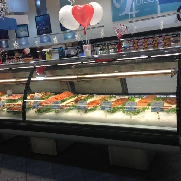 Odessa fish market in chomedey for Boston fish market chicago