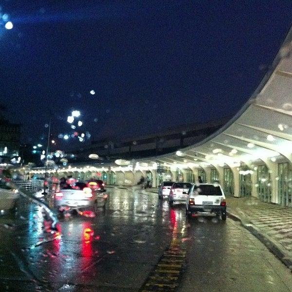 Снимок сделан в Международный аэропорт Конгоньяс/Сан-Паулу (CGH) пользователем Jaques S. 6/26/2013