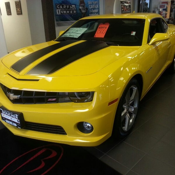 Photo Taken At Frank Boucher Chevrolet Cadillac By Al J. On 5/22/