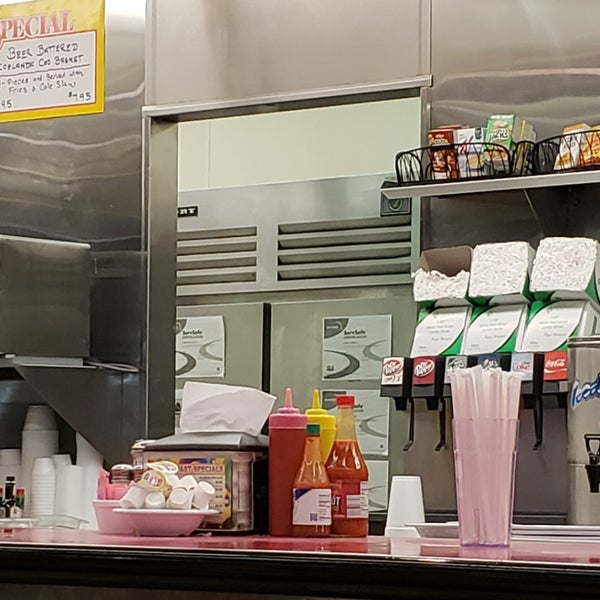 Photo taken at Courtesy Diner by David H. on 4/22/2018
