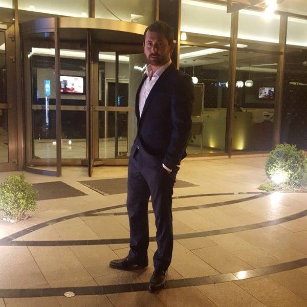 4/29/2018 tarihinde Barış Can ✌️ziyaretçi tarafından CK Farabi Hotel'de çekilen fotoğraf