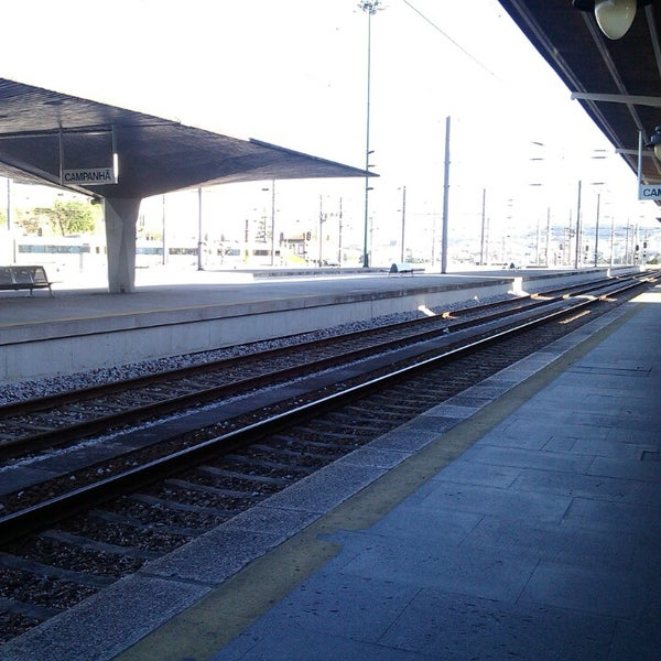 Photo taken at Estação Ferroviária de Porto-Campanhã by Nelson L. on 5/15/2013