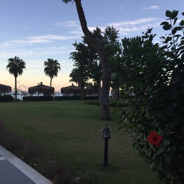 10/20/2017 tarihinde Sedat K.ziyaretçi tarafından Mirada Del Mar Resort'de çekilen fotoğraf