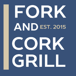 photo taken at fork and cork grill by fork and cork grill on 727 - Cork Restaurant 2015