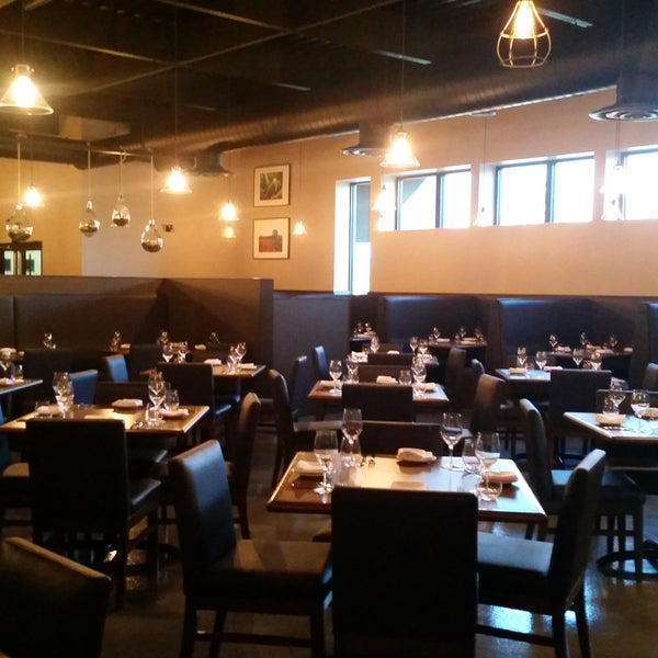 photo taken at fork and cork grill by fork and cork grill on 716 - Cork Restaurant 2015