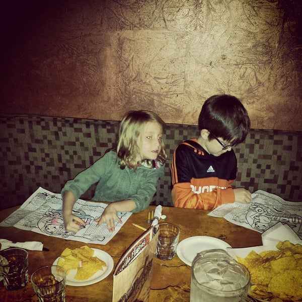Photo taken at Nando's Mexican Cafe by Brandon B. on 12/30/2014
