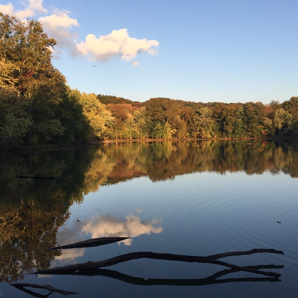 Photo taken at Radnor Lake State Park by Andrew R. on 10/17/2016