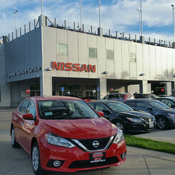 Photo Taken At Nissan Of Mission Hills By Skip G. On 2/15/