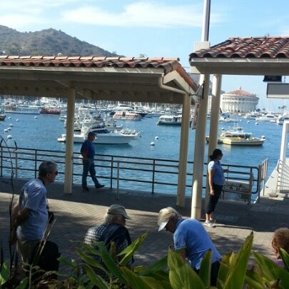 Photo taken at Santa Catalina Island by Donald H. on 9/27/2012