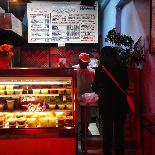 Photo taken at Knish Nosh by Kyle P. on 11/29/2014
