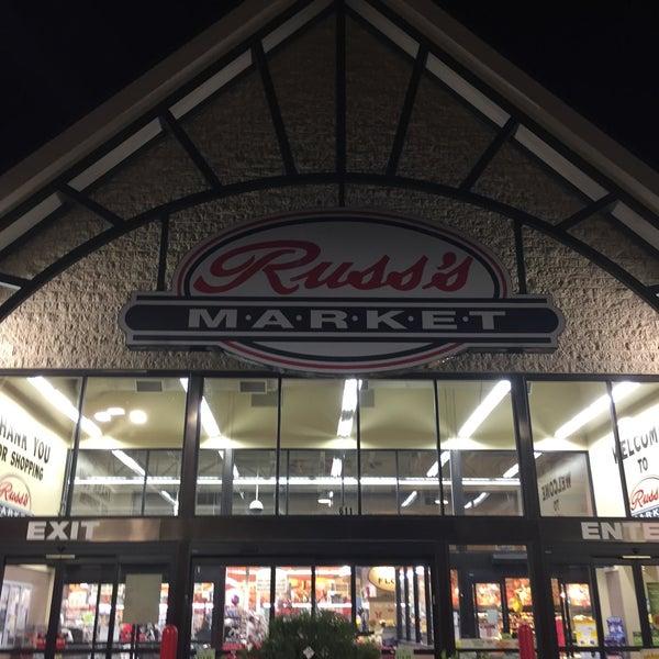 Russ S Market Cafe Menu