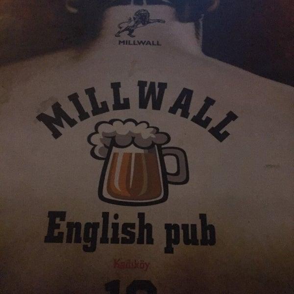 Photo taken at Millwall English Pub by Oktay M. on 1/29/2017