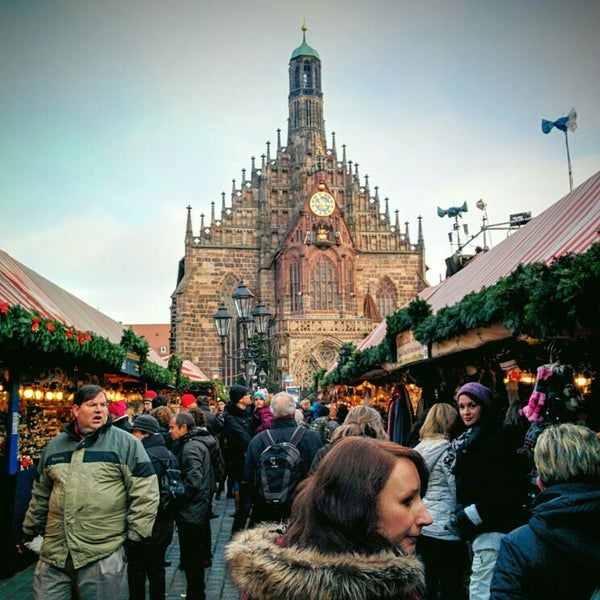 Where's Good? Holiday and vacation recommendations for Nuremberg, Germany. What's good to see, when's good to go and how's best to get there.