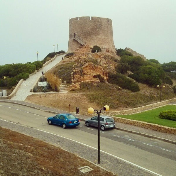 Torre aragonese historic site for Aragonese cuisine