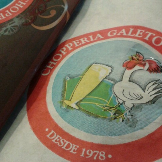 10/19/2012에 Daniel D.님이 Chopperia Galeto Bandeira에서 찍은 사진