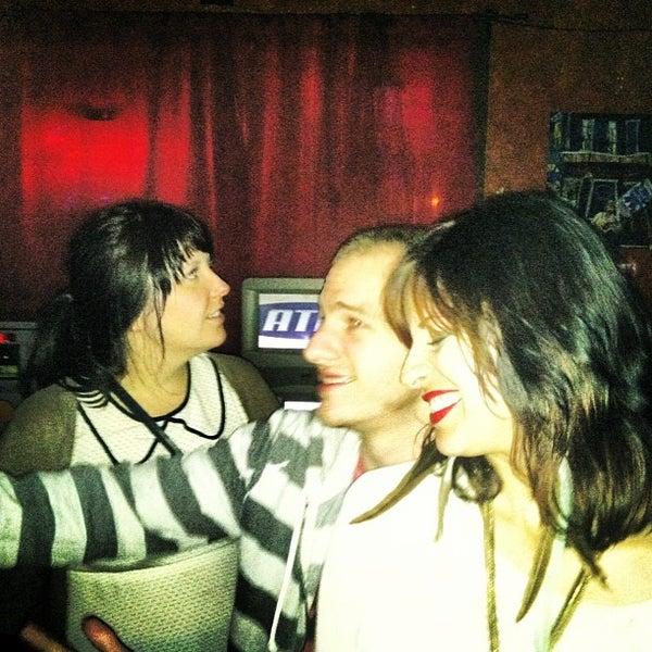 Photo taken at Hi-Ho Lounge by Lindsay O. on 3/11/2013