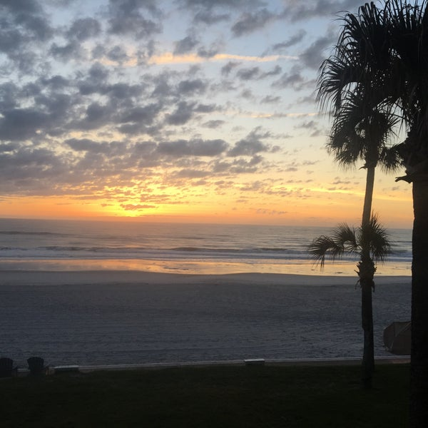 Photo taken at The Spa at Ponte Vedra Inn & Club by Chris R. on 4/12/2017