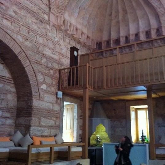12/14/2012 tarihinde Hande O.ziyaretçi tarafından Kılıç Ali Paşa Hamamı'de çekilen fotoğraf