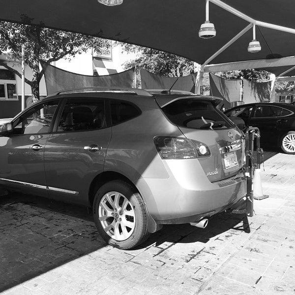 Photo taken at Carmel Car Wash by Landon H. on 10/25/2014