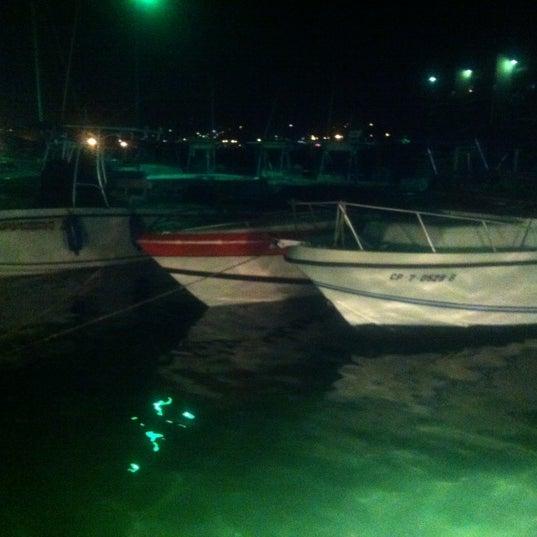 Foto tomada en La Regatta por Guillermo Z. el 11/13/2012
