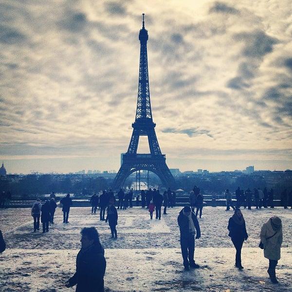 Photo prise au Place du Trocadéro par Angga S. le5/30/2013