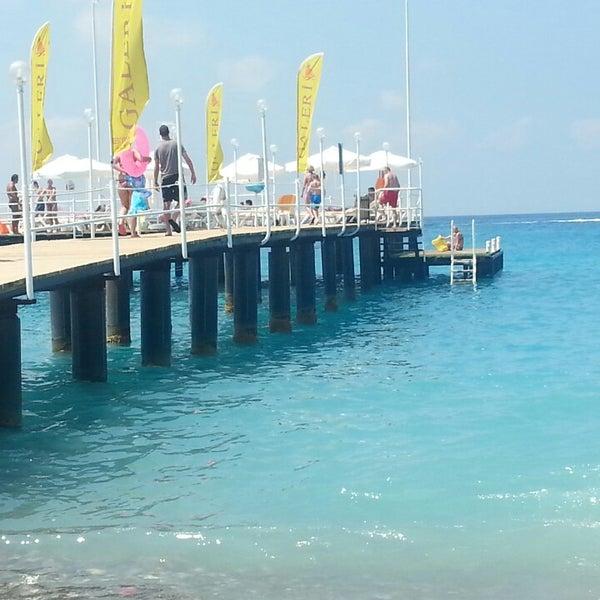 7/16/2013에 Ayca K.님이 Q Premium Resort Hotel Alanya에서 찍은 사진