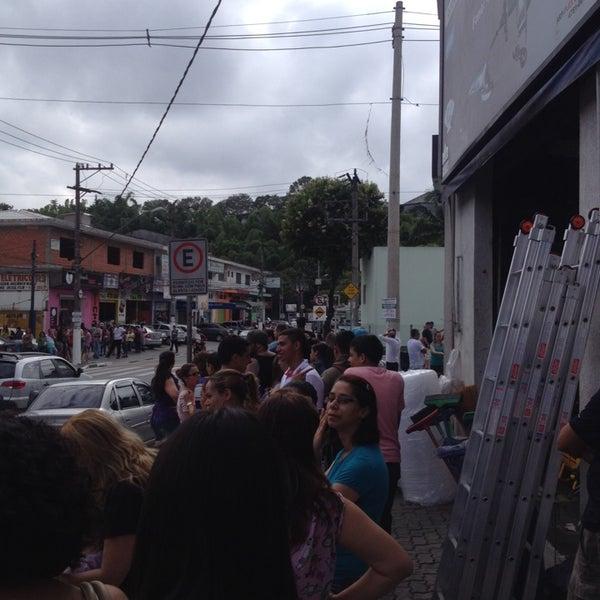 Photo taken at BBB Mega Outlet by Thiagão A. on 12/23/2013