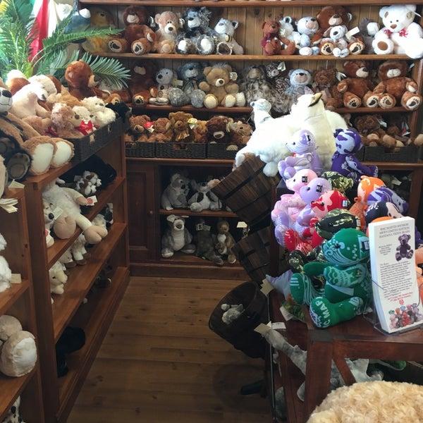 The teddy bear shop hobart tas for Tedy shop