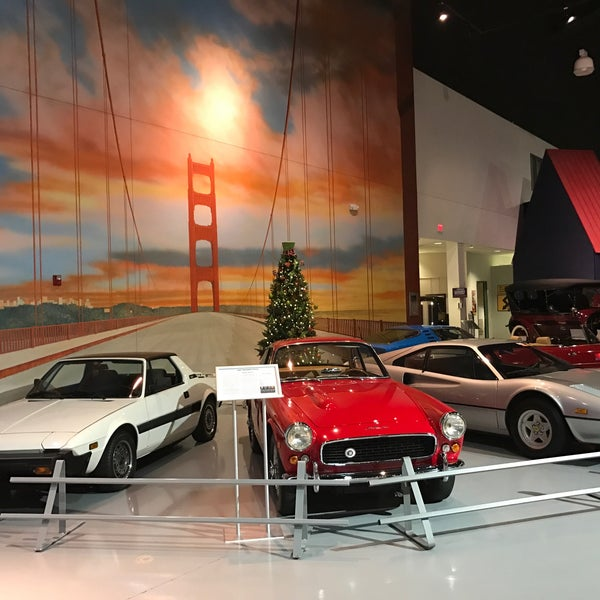 Photo taken at The Antique Automobile Club of America Museum by Scott on 12/23/2016