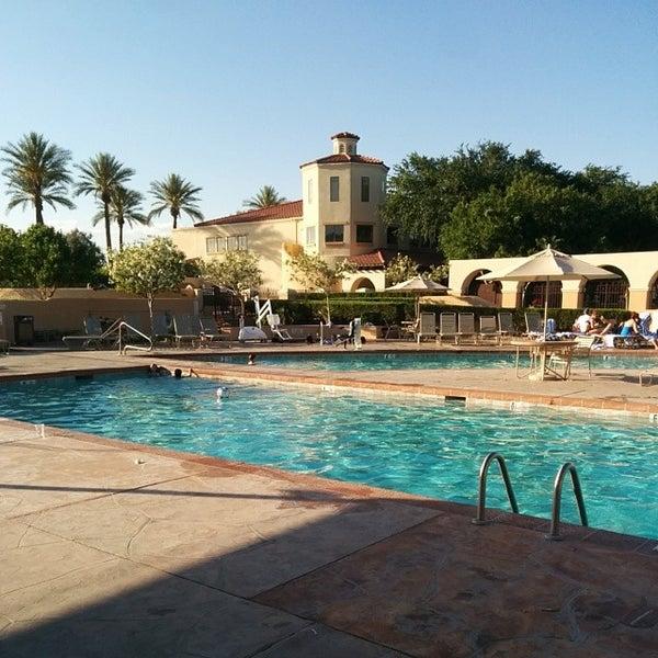 Photo taken at Legacy Golf Resort Poolside by Michael B. on 4/6/2014