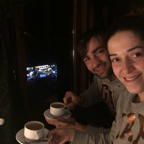 9/24/2016 tarihinde Fatma K.ziyaretçi tarafından Villa de Pelit Otel'de çekilen fotoğraf