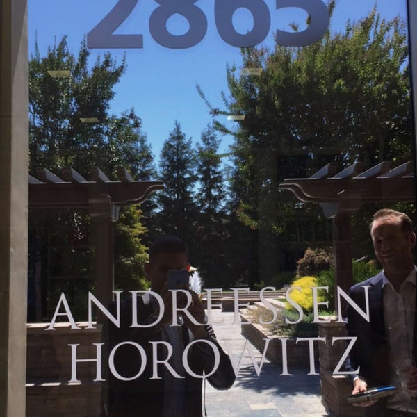 Photo taken at Andreessen Horowitz by Trace C. on 7/28/2016