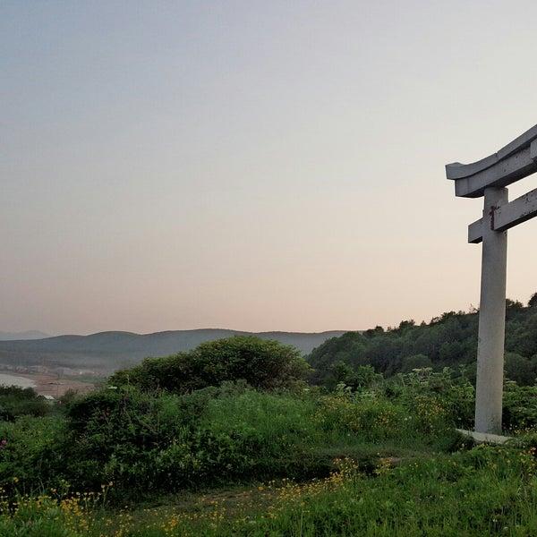 白浦神社 - 豊栄郡白縫町, 樺太...