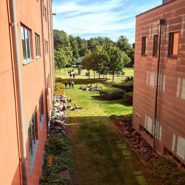 Снимок сделан в Ångströmlaboratoriet пользователем Hande O. 9/11/2016