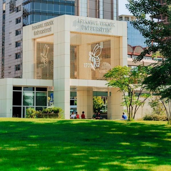 Foto diambil di İstanbul Teknik Üniversitesi oleh İTÜ pada 7/30/2015