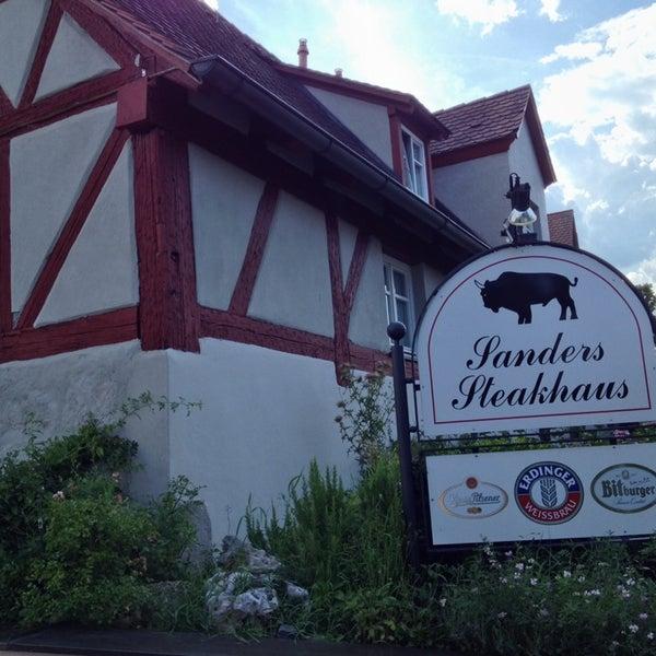 Sanders Nürnberg fotos en sanders steakhaus steakhouse en nürnberg