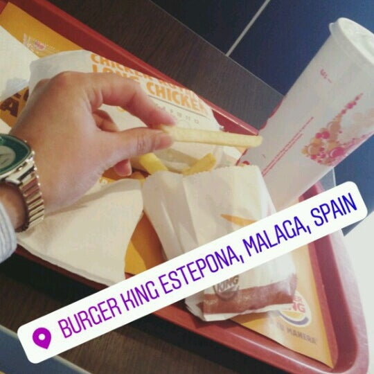 Photos At Burger King Fast Food Restaurant