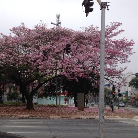 Photo taken at Avenida Brasil by Luciana A. on 11/3/2012