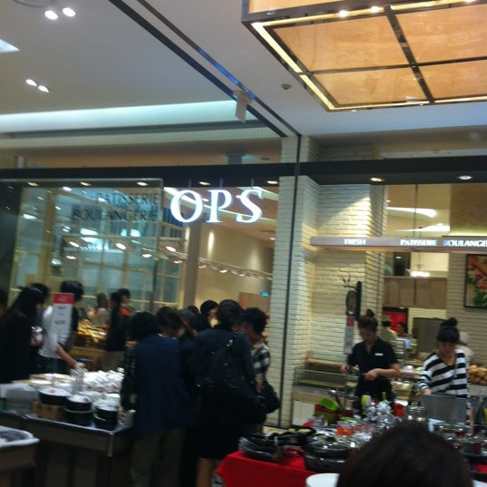 Photo taken at OPS Bread & Cake by Bling L. on 10/3/2012