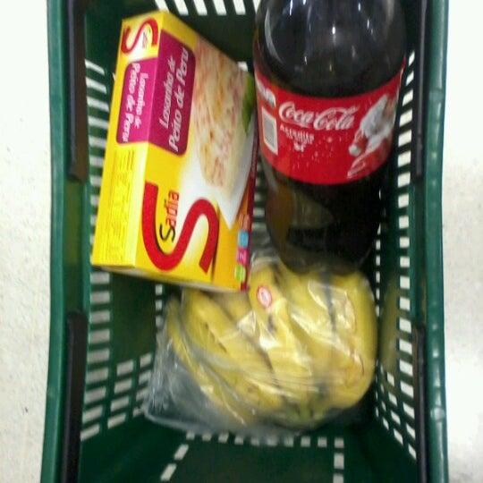 Foto tirada no(a) Pão de Açúcar por Fabio H. em 1/26/2013