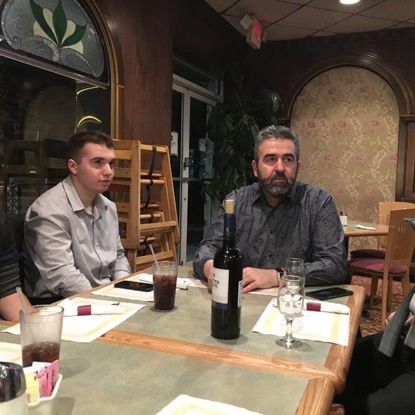 Photo taken at Tiffany Diner by Sofia V. on 1/1/2018