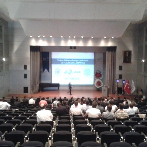 Foto diambil di İstanbul Teknik Üniversitesi oleh Cumhur C. pada 6/19/2013