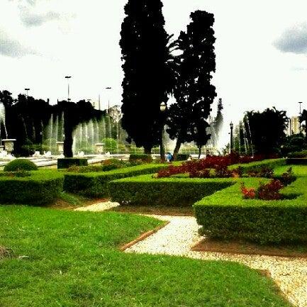 Das Foto wurde bei Museu Paulista von Thiago L. am 11/17/2012 aufgenommen