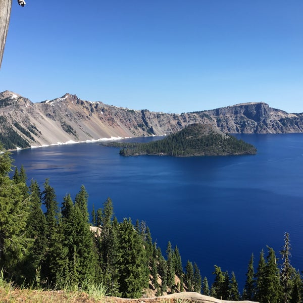 Photo taken at Crater Lake National Park by Raymond D. on 7/20/2017