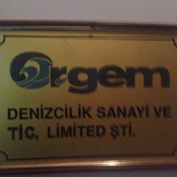 8/14/2015 tarihinde Özge T.ziyaretçi tarafından TST Orgem Shipping & Trading Co. LTD. HQ'de çekilen fotoğraf